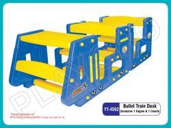 Bullet Train Desk for Nursery School