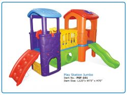 Indoor Playground Equipments