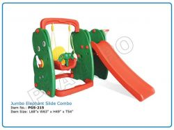 Slides & Swings Combo
