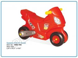 Speedy Pull -N- Scoot