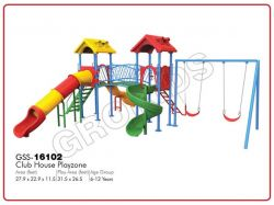 Club House Playzone