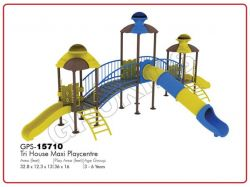 TRI HOUSE MAXI PLAYCENTRE