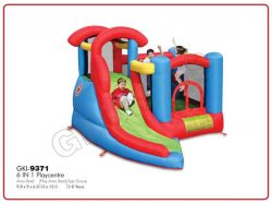6 IN 1 PLAY CENTRE
