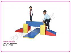 SLIDE N BALANCE (Set of 7 PCS.)