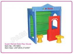 Super Market Role Play House