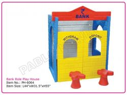 Bank Role Play House
