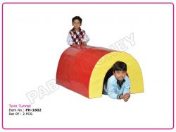 TWIN TUNNEL (Set of 2 PCS.)