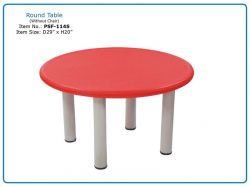 School Round Table (Without Chair)