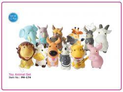 Toy Animal Set