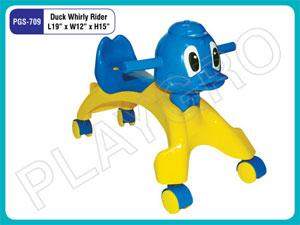 Duck Whirly Rider