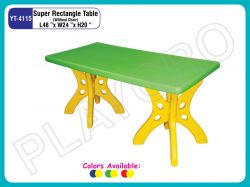 Super Rectangle table